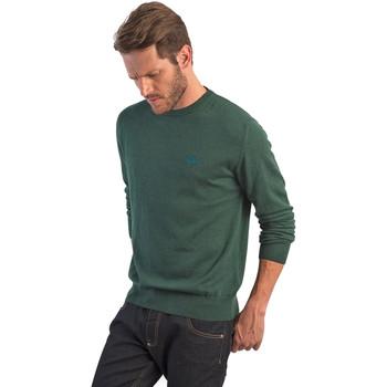 textil Herre Pullovere La Martina OMS005 YW020 Grøn