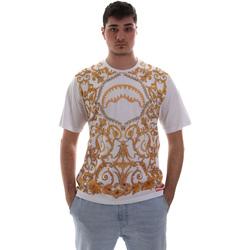 textil Herre T-shirts m. korte ærmer Sprayground SP019S hvid
