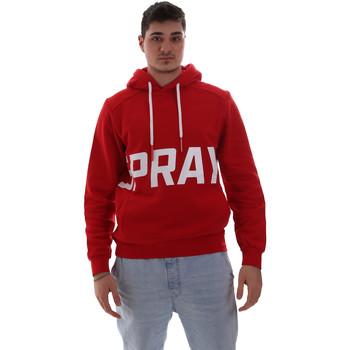 textil Herre Sweatshirts Sprayground 19AISP006 Rød