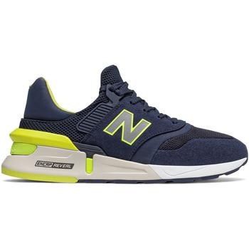 Sko Herre Lave sneakers New Balance NBMS997RH Blå
