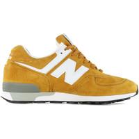 Sko Herre Lave sneakers New Balance NBM576YY Gul
