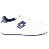 Sko Herre Lave sneakers Lotto L58229 hvid