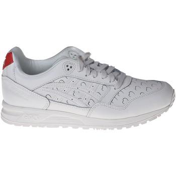 Sko Dame Lave sneakers Asics 1192A074 hvid