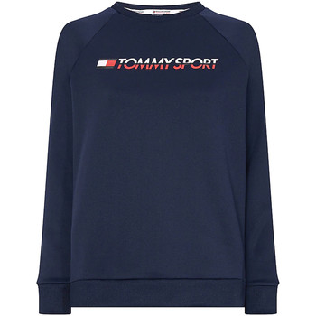 textil Dame Sweatshirts Tommy Hilfiger S10S100358 Blå