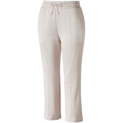 textil Dame Træningsbukser Puma 595522 Lyserød
