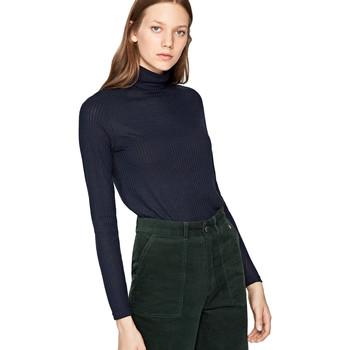 textil Dame Pullovere Pepe jeans PL504278 Blå