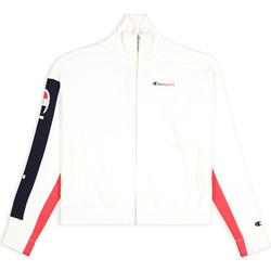 textil Dame Sweatshirts Champion 112145 hvid