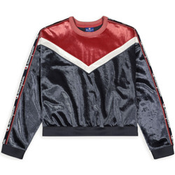 textil Dame Sweatshirts Champion 112276 Blå