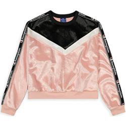 textil Dame Sweatshirts Champion 112276 Lyserød