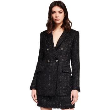 textil Dame Jakker / Blazere Gaudi 921FD35029 Sort