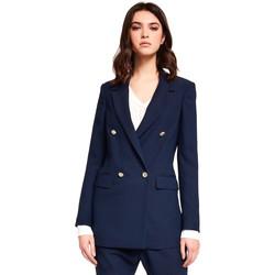textil Dame Jakker / Blazere Gaudi 921FD35035 Blå