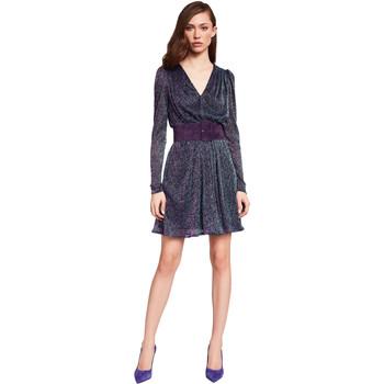 textil Dame Korte kjoler Gaudi 921FD14003 Blå