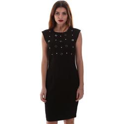 textil Dame Korte kjoler Gaudi 921FD15004 Sort