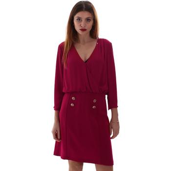 textil Dame Korte kjoler Gaudi 921FD15037 Lyserød