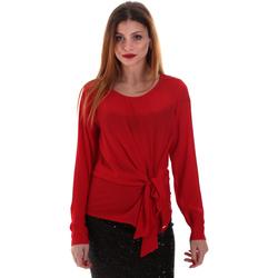 textil Dame Skjorter / Skjortebluser Gaudi 921FD45029 Rød