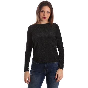 textil Dame Toppe / Bluser Gaudi 921FD64011 Sort
