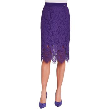 textil Dame Nederdele Gaudi 921FD75003 Violet