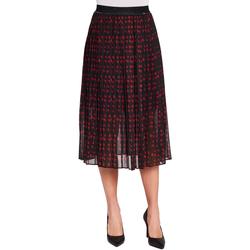 textil Dame Nederdele Gaudi 921FD75008 Sort