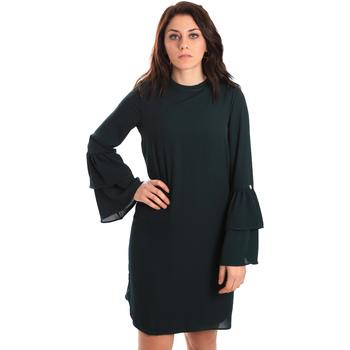 textil Dame Korte kjoler Gaudi 921BD15025 Grøn