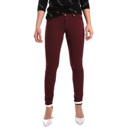 textil Dame Jeans - skinny Gaudi 921BD25002 Rød