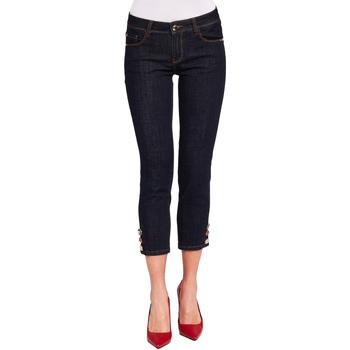 textil Dame Jeans Gaudi 921BD26015 Blå
