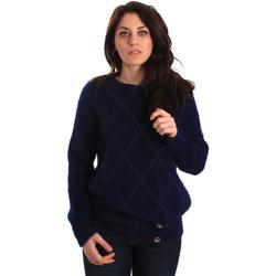 textil Dame Pullovere Gaudi 921BD53015 Blå