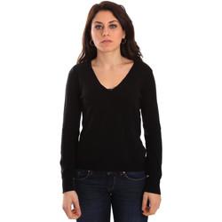 textil Dame Pullovere Gaudi 921BD53033 Sort