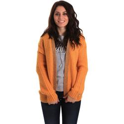 textil Dame Veste / Cardigans Gaudi 921BD53041 Gul