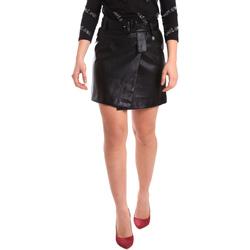 textil Dame Nederdele Gaudi 921BD75003 Sort