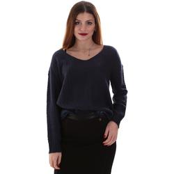 textil Dame Pullovere Gaudi 921BD53043 Blå