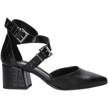 Sko Dame Højhælede sko Grace Shoes 774108 Sort