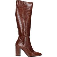 Sko Dame Chikke støvler Grace Shoes 140M011 Brun
