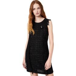 textil Dame Korte kjoler Liu Jo W69330 T4080 Sort