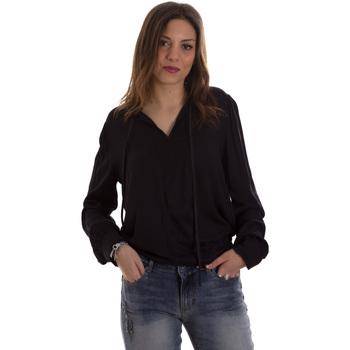 textil Dame Skjorter / Skjortebluser Liu Jo F69053 T4090 Sort