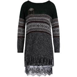textil Dame Pullovere Liu Jo F69127 MA75I Grøn