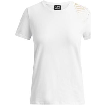 T-shirts m. korte ærmer Ea7 Emporio Armani  6GTT07 TJ12Z