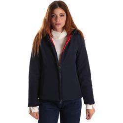 textil Dame Jakker Invicta 4431576/D Blå