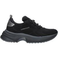 Sko Dame Lave sneakers Lumberjack SW56811 001 S03 Sort
