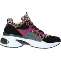 Sko Dame Lave sneakers Onyx W19-SOX515 Sort