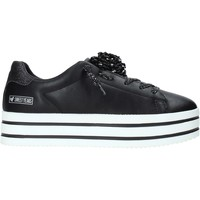 Sko Dame Lave sneakers Sweet Years W19-SSW830 Sort
