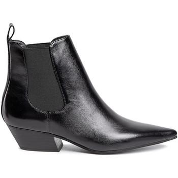 Sko Dame Høje støvletter Calvin Klein Jeans B4E6262 Sort