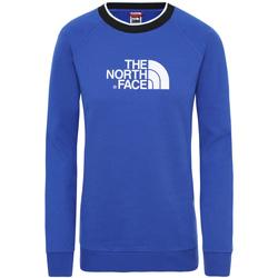 textil Dame Sweatshirts The North Face NF0A3L3NCZ61 Blå