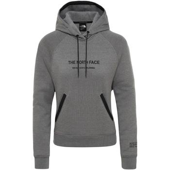 textil Dame Sweatshirts The North Face NF0A3XDEDYY1 Grå