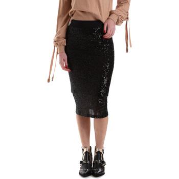textil Dame Nederdele Denny Rose 921DD70017 Sort