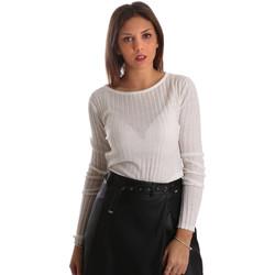 textil Dame Pullovere Fracomina FR19FMGEORGIE hvid