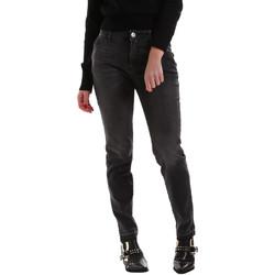 textil Dame Jeans Fracomina FR19FMJ123 Sort