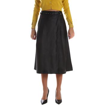 textil Dame Nederdele Fracomina FR19FM501 Sort