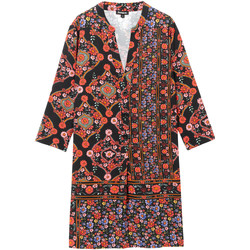 textil Dame Korte kjoler Desigual 19WWVW94 Sort