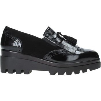 Sko Dame Slip-on Grace Shoes 1935 Sort