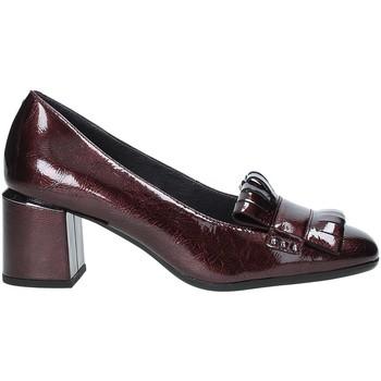Sko Dame Højhælede sko Stonefly 212105 Rød